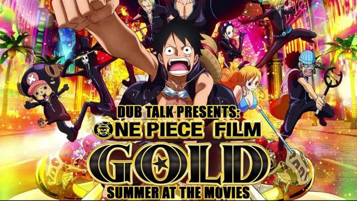 映画「ONE PIECE FILM GOLD」のフル動画はどこで配信?【無料】Hulu/Netflix/パンドラ ...